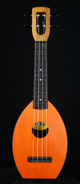 Magic Fluke Co.  SOPRANO FLEA – Mango top with Spare Strings, Case, & Free Shipping  On Vacation Closed Until July 24th