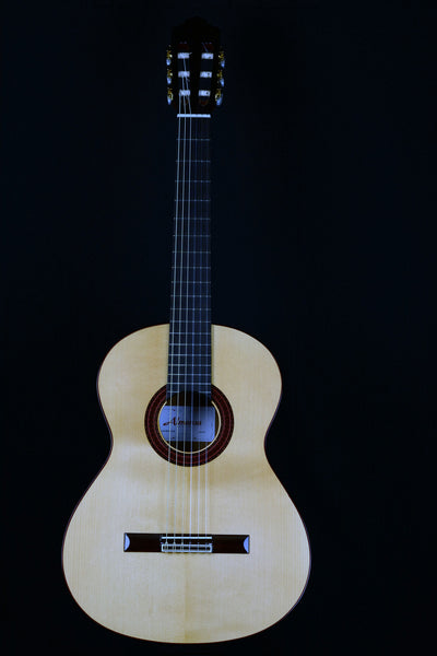 Almansa Model 434 Featuring a Solid German Spruce Top Conservatory Level