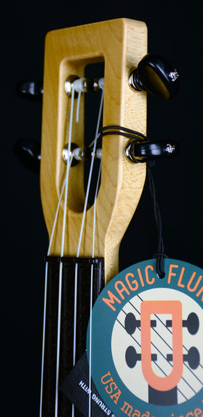 Magic Fluke Co. CONCERT FLUKE  –  MANGO Case, Strings, and Free Shipping On Vacation Closed Until July 24th