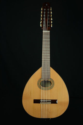 Alhambra Lute L-3C  Including Case, Spare  Strings, and Free Shipping LOWER PRICING  On Vacation:  Closed Until July 24th