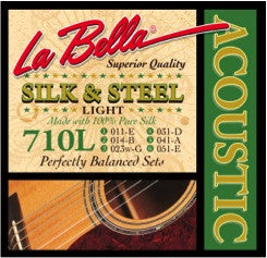 La Bella 710L Acoustic Strings
