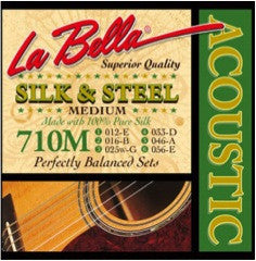 La Bella 710M Acoustic Strings