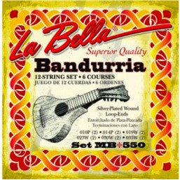 La Bella MB 550 Bandurria Strings