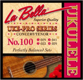 La Bella No.100 Ukulele Strings