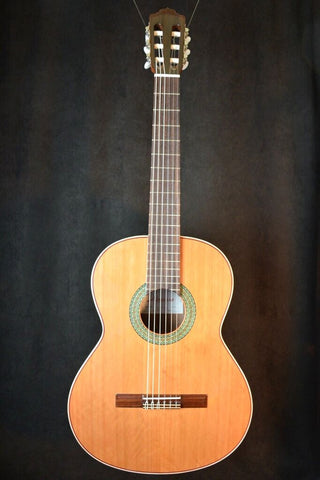 Almansa 402 Spruce top with Case (New)