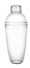 700 ml plastic cocktail shaker