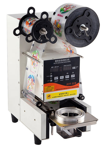 Bubble Tea Sealing Machine