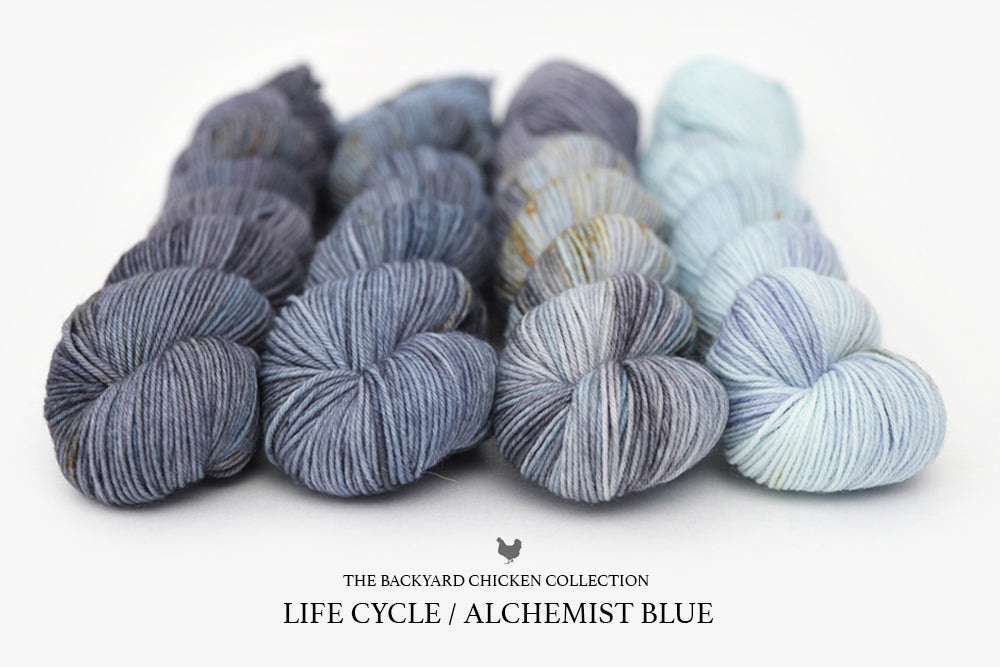 Life Cycle - Alchemist Blue