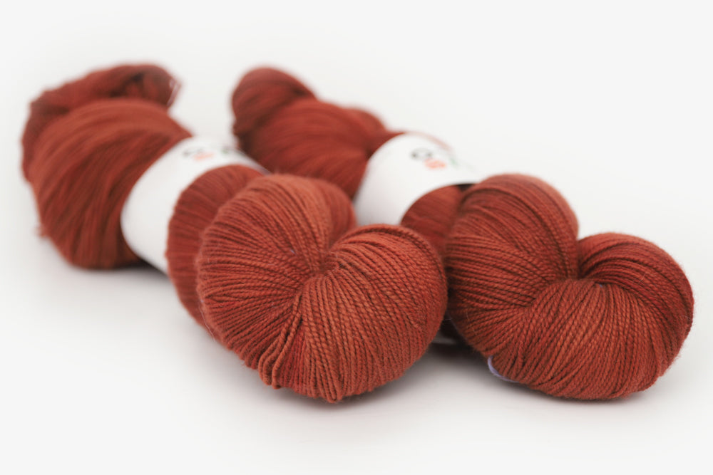 Currant - Spun Sock XL