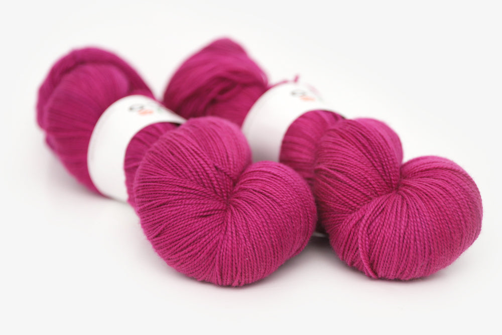 Mulberry - Spun Sock XL