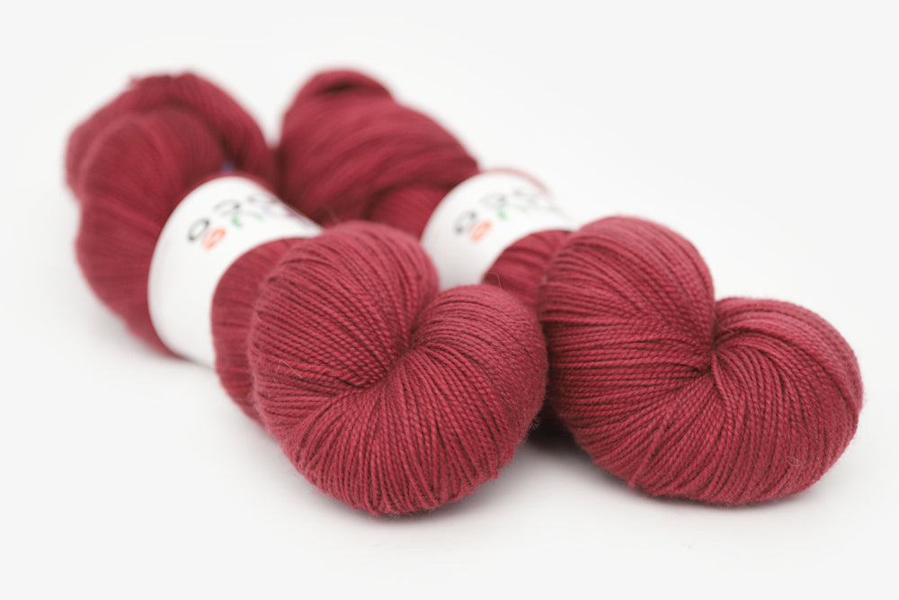 Rose Hip - Spun Sock XL
