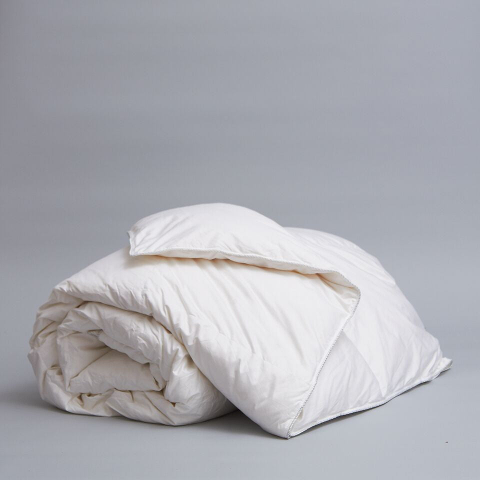 Moscovy Down Duvet in White