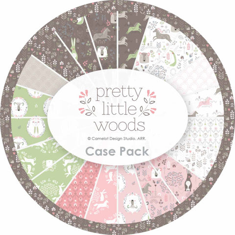 "Pretty Little Woods - 5"" Squares"