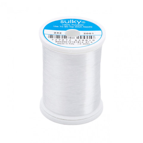 Sulky Invisible Polyester Thread