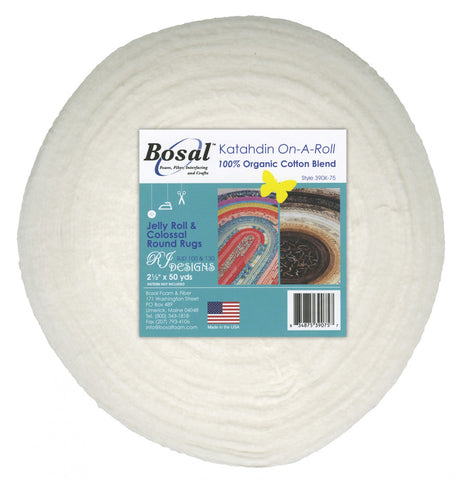 "Bosal White Katahdin On-A-Roll 2 1/2"" x 50 yds"