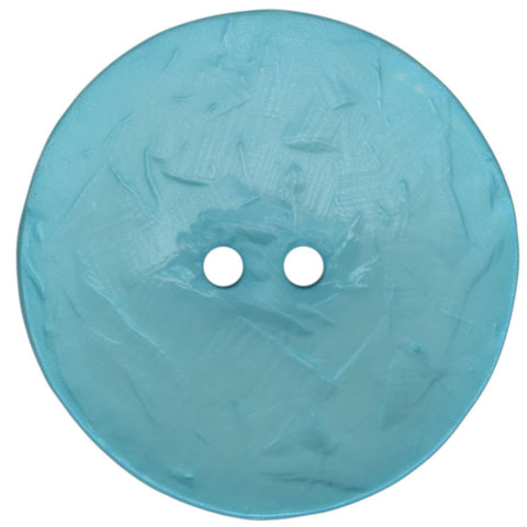 60mm Turquoise Round Button