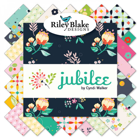 "Jubilee - 5"" Squares"