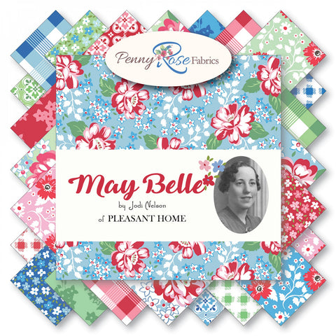 "May Belle 5"" Squares"