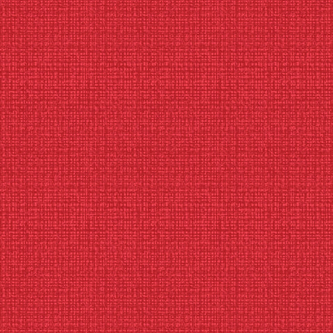 Colour Weave - Red