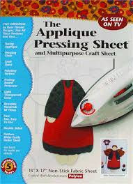 The Applique Pressing Sheet