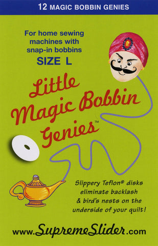 Little Genie Magic Bobbin Washers (Snap-in)