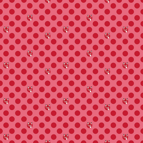 Fox Farm - Dots Red