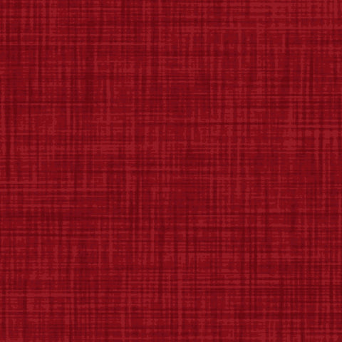 Colour Weave - Christmas Red