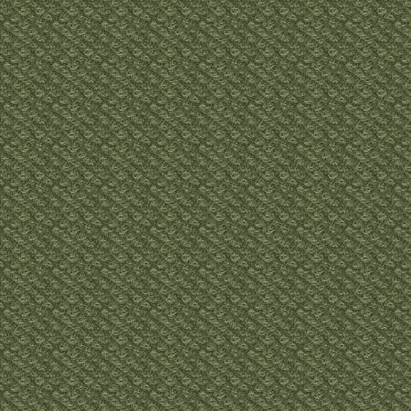 Woolies Flannel - Soft Green
