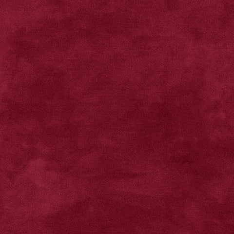 Color Wash Flannel - Bordeaux - Remnant