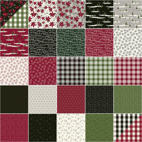 Winterberry - Fat Quarter Bundle