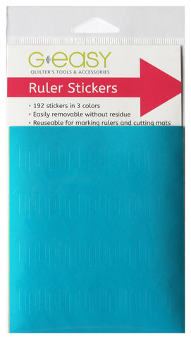 GEasy Ruler Stickers