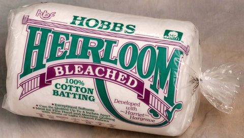 "Hobbs Heirloom Bleached Cotton - Queen Size (90""x108"")"