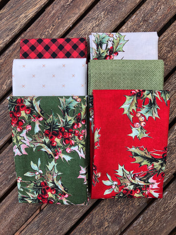 Yuletide - Fat Quarter Bundle
