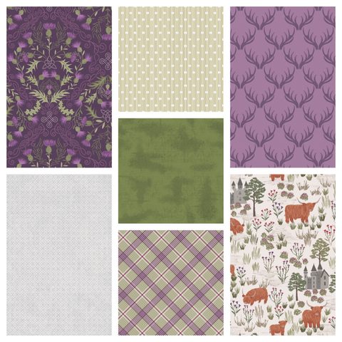 Loch Lewis Fat Quarter Bundle