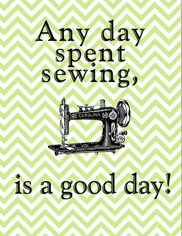 Friday Sew Days