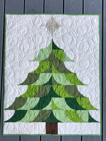 Giving Tree Quilt Class