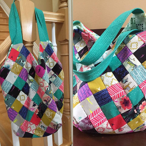 Mondo Bag by Quiltsmart Class