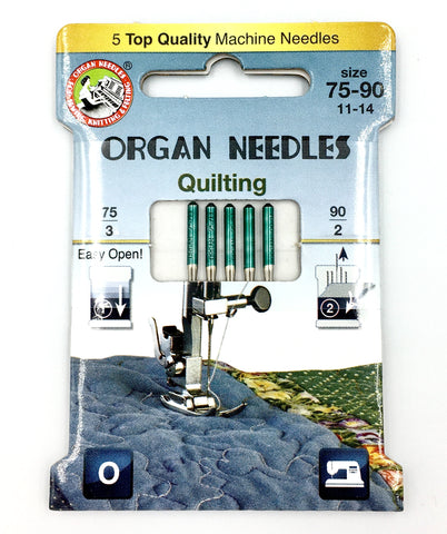 Organ Needles  - Quilting