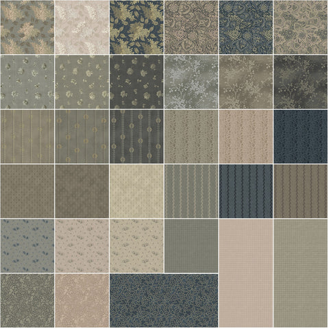 Reed's Legacy - Fat Quarter Bundle