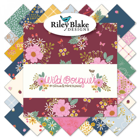 Bouquet Jelly Roll