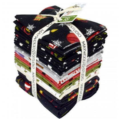 Most Wonderful Time - Flannel Fat Quarter Bundle