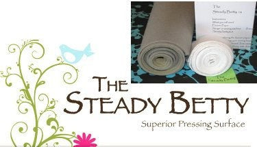 Steady Betty Ironing Board Cover Kit