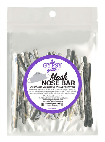 The Gypsy Quilter Mask Bar