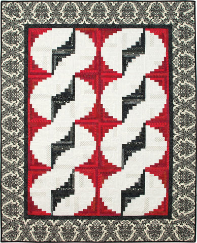 Curvy Log Cabin Quilts Book – Happy Wife Quilting