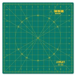 "Olfa Rotating Self-Healing Rotary Cutting Mat (12"" square)"