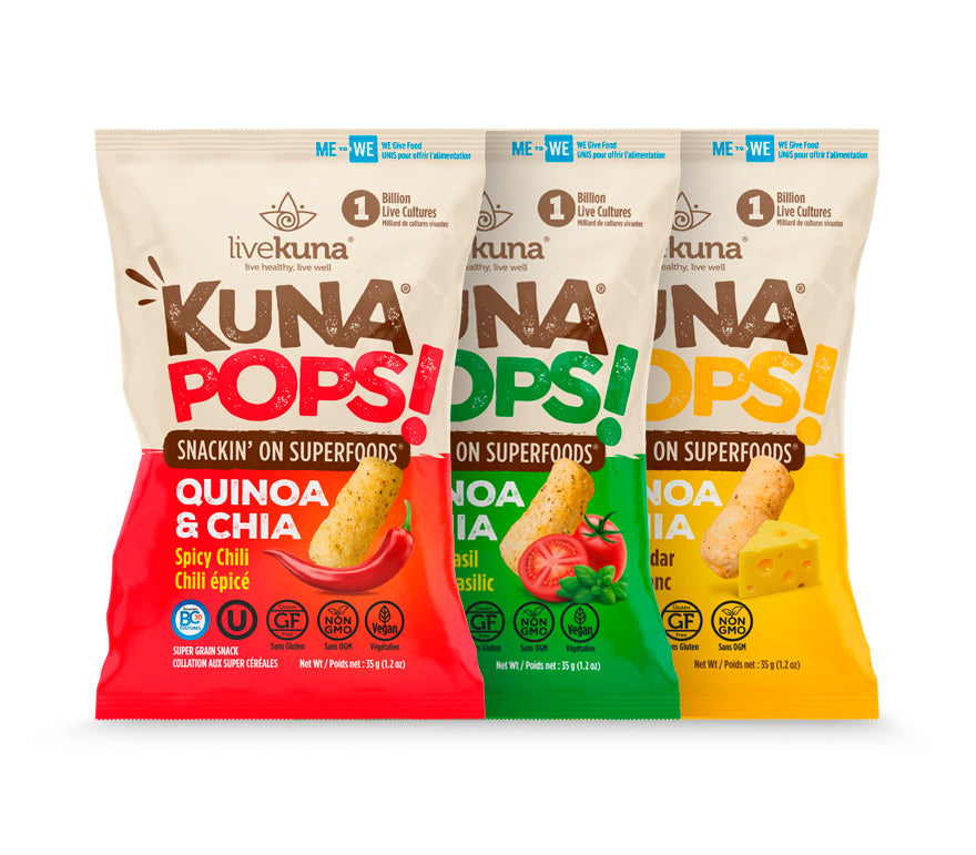 KunaPops! Party Mix (18 pack)