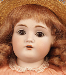 Antique Questions and Answers Dolly Face Dolls
