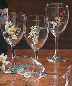 Beverage and Wine Glasses