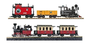 G Scale Trains and Accessories