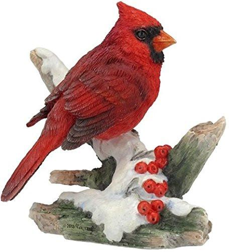 Figurines | Cardinal Birds | Gifts and Collectibles